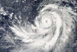 Le risque cyclonique