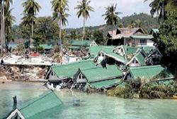 Le risque tsunami