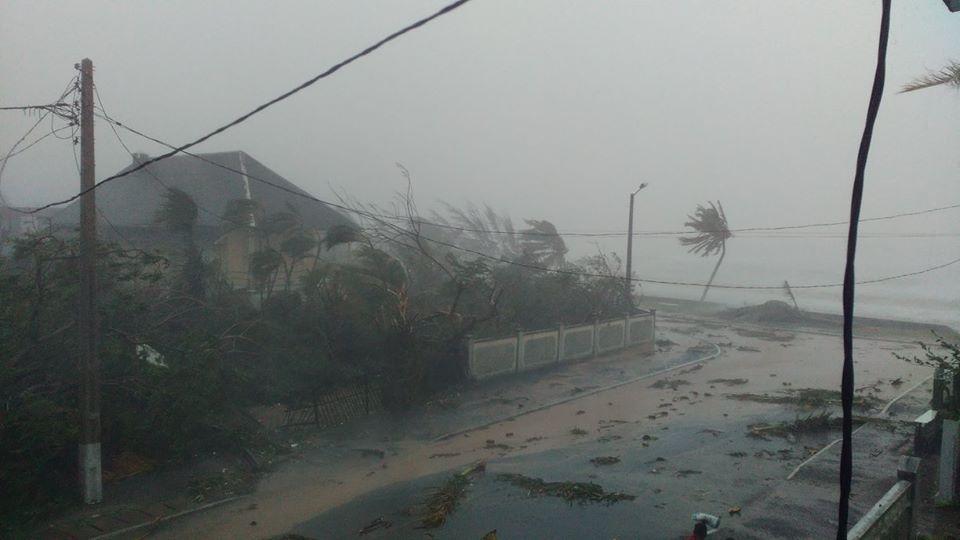 D'importants dégâts à Antalaha