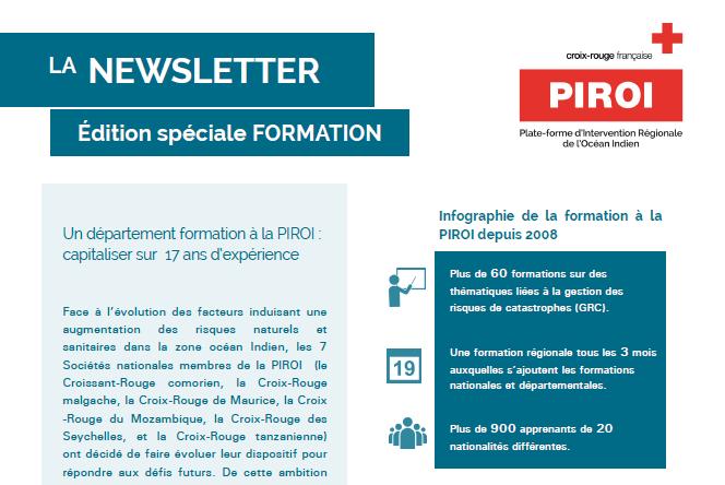 Newsletter Formation n°1