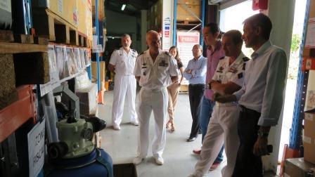 PIROI - Plateforme d'Intervention Régionale de l'Océan Indien - Croix-Rouge