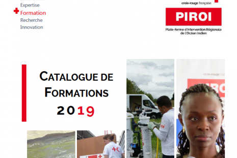 Catalogue de formation PIROI 2019