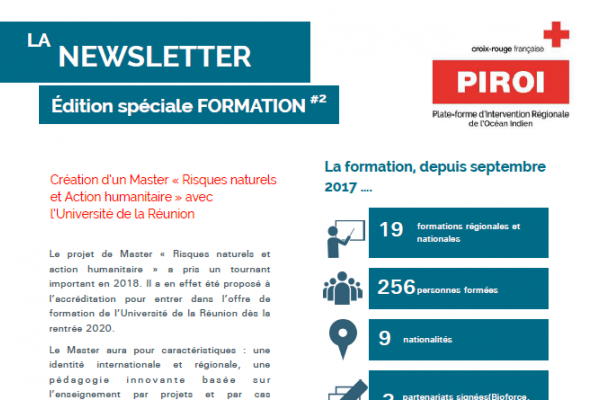 Newsletter Formation #2