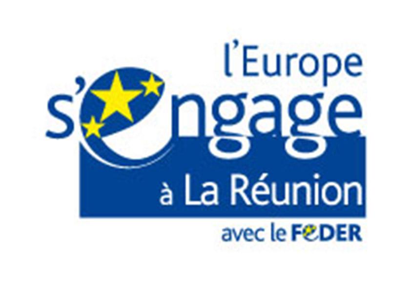 L'Europe s'engage à la Réunion avec le FEDER - PIROI
