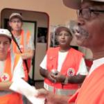 Personnel de la Croix-Rouge