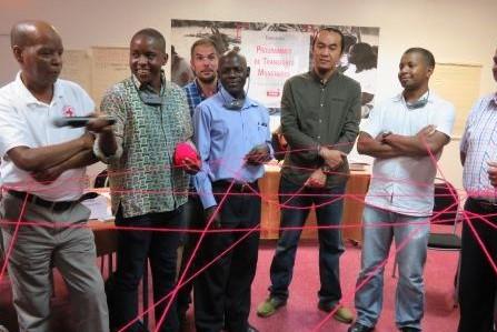 Formation régionale sur les programmes de transferts monétaires en situation d'urgence