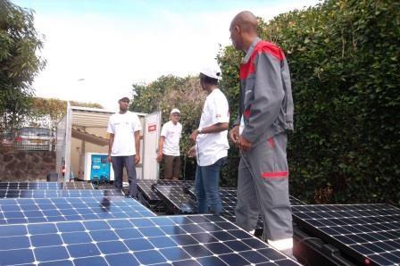 La PIROI envoie un générateur solaire mobile à Madagascar