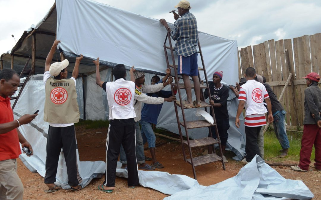 Mozambique Red Cross takes action following Dineo