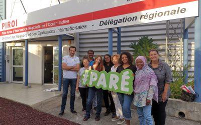 Training of Paré pas Paré public facilitators