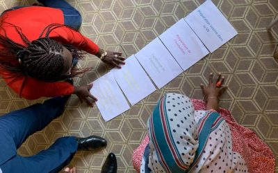 Strengthen community resilience by training national Vulnerability Capacity Assessment (VCA) coordinators