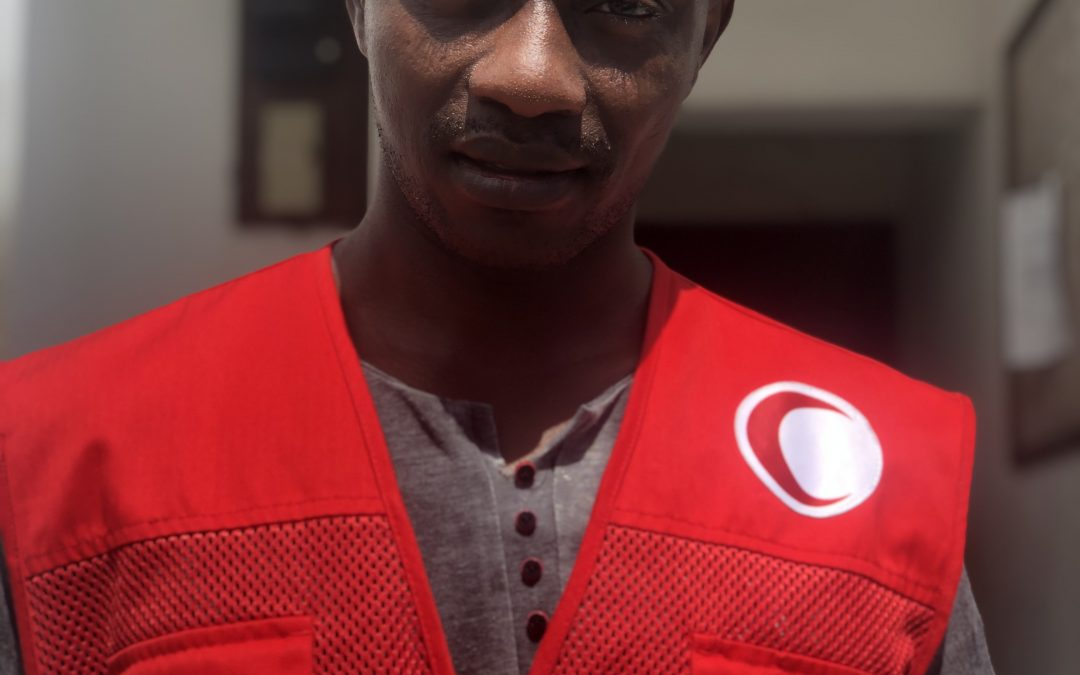 Comoros emergency: Comoros Red Crescent volunteer Younoussa shares his story