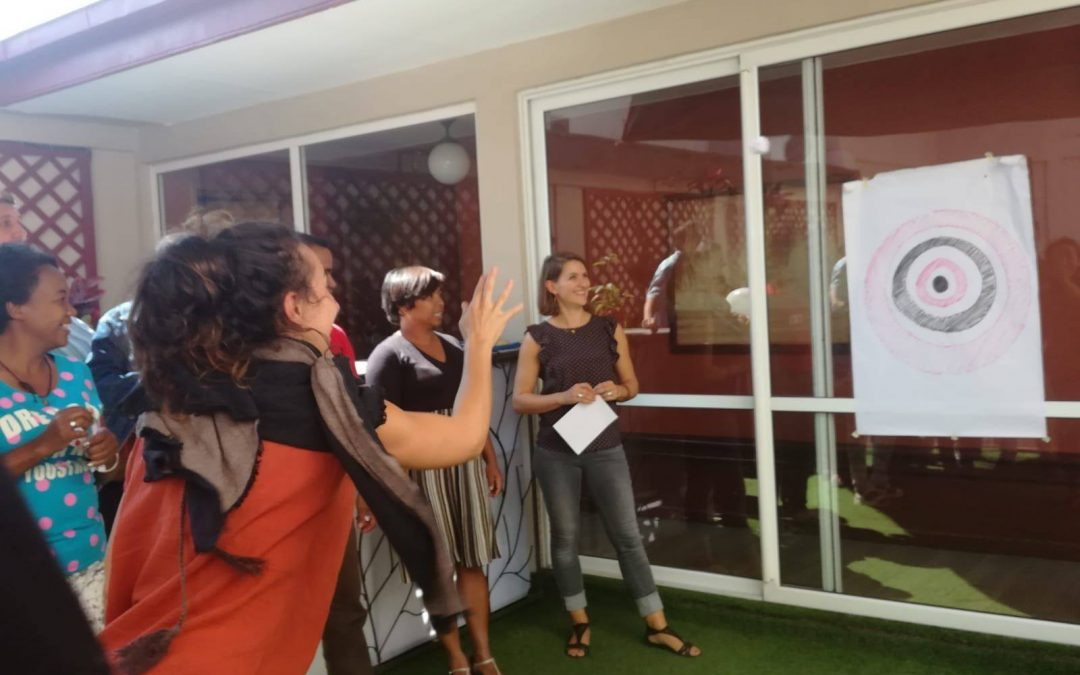 Regional training course in Madagascar on core cash transfer skills