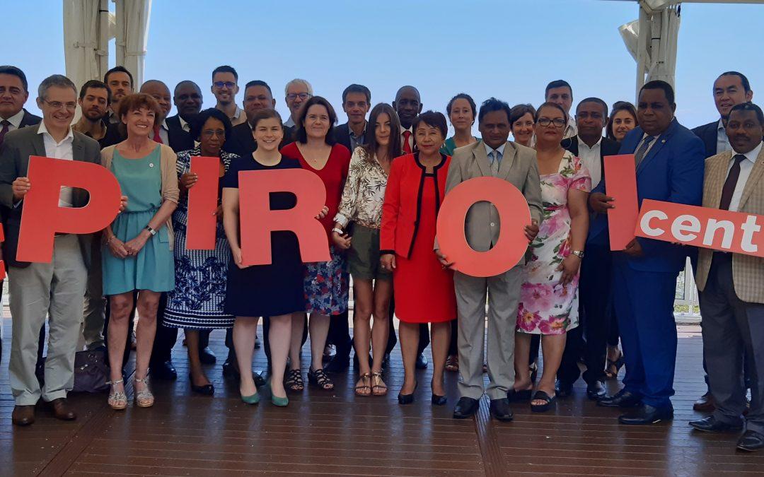 Réunion des partenaires membres de la PIROI