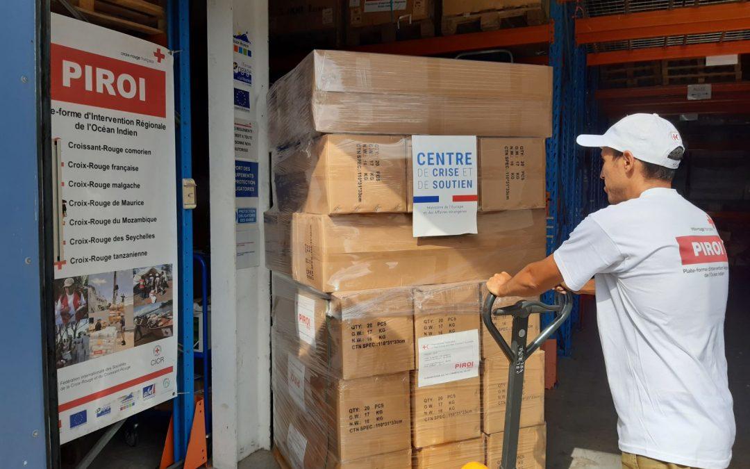 Inondations à Madagascar, la PIROI apporte un soutien aux opérations d'assistance