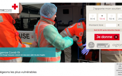 Covid-19 Emergency : The French Red Cross needs you to help the most vulnerable