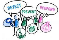 detct, prevent, respond