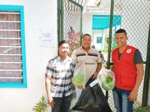 Aide alimentaire dans les maisons pour personnes âgées