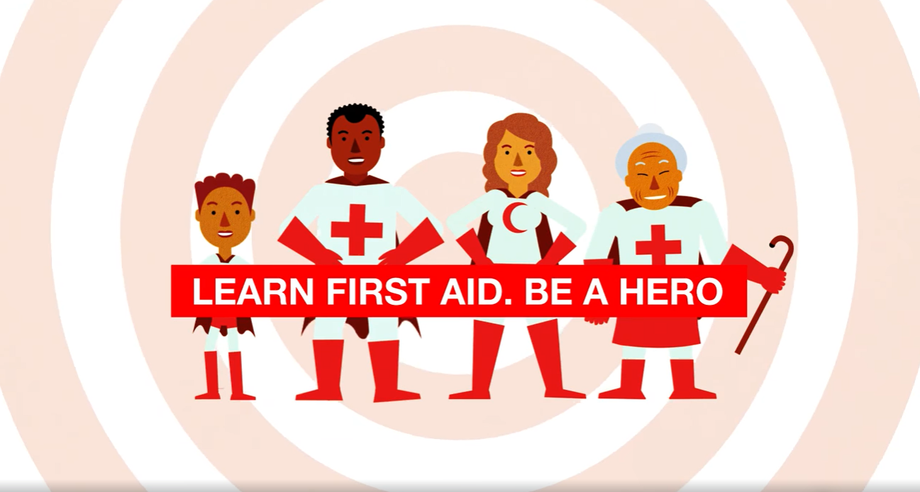 First Aid Hero