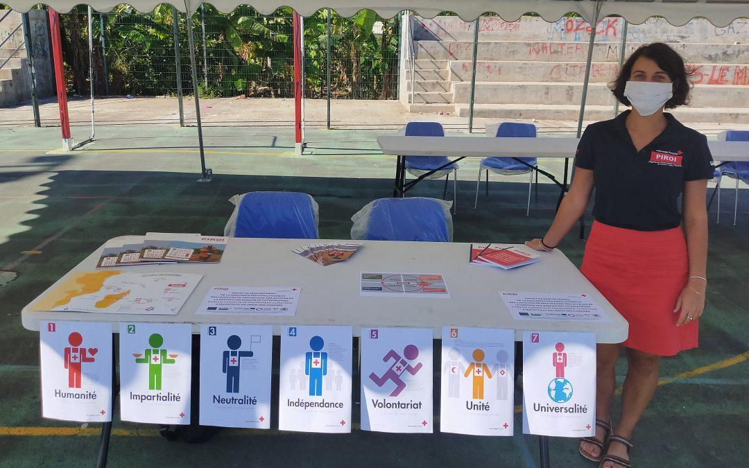 Témoignage : Clélia GRABLI, coordinatrice de programmes à Mayotte