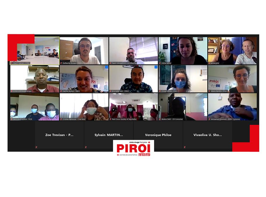 PIROI Regional Strategic Coordination Workshop