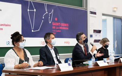 """""""Humanitarian transition in the Indian Ocean"""": a look at the French Red Cross Foundation's international conference"""